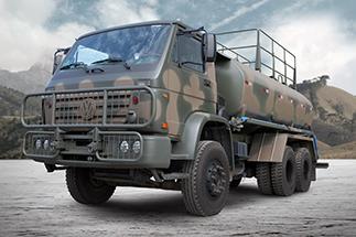MAN ultrapassa a marca de 1.000 caminhões para o Exército em 2013